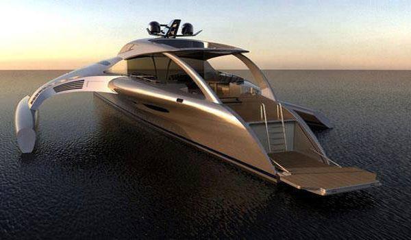 Яхтой можно управлять с iPad