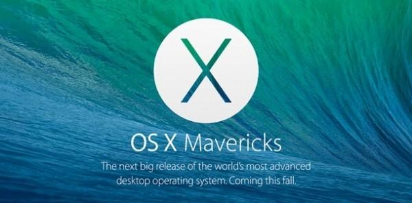 OS X 10.9.3 Mavericks