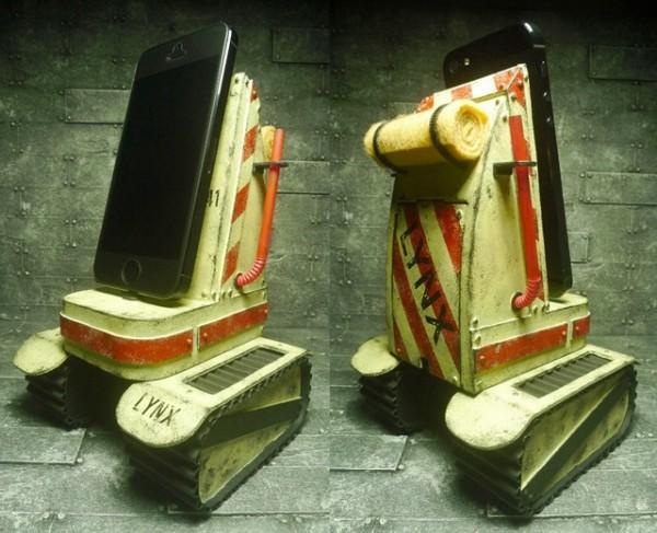доки для iPhone