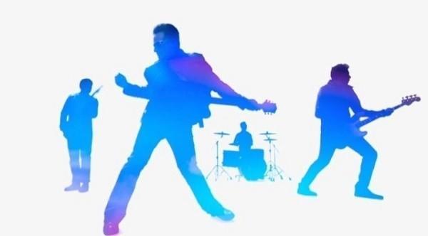 альбом U2 в iTunes