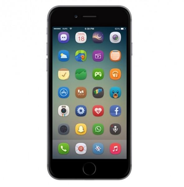 Aura iOS 8 ($2,99)
