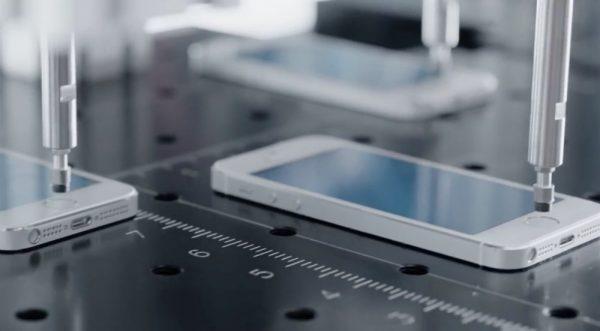 Производство iPhone 6