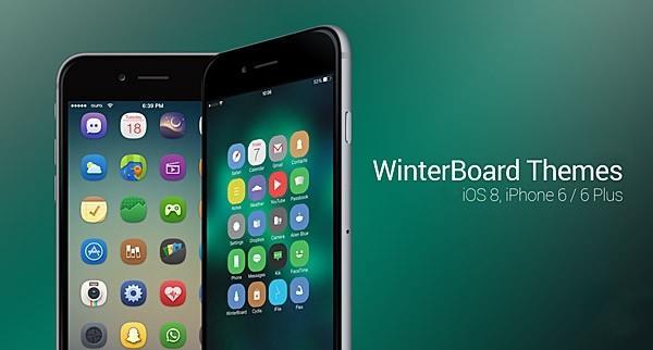 темы оформления для iOS 8