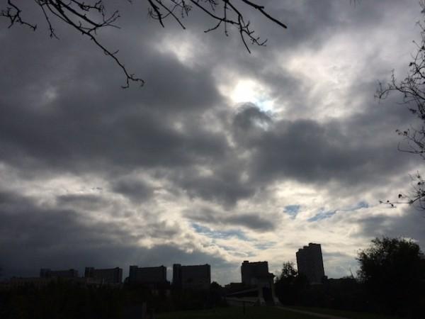 Примеры фотографий в пасмурную погоду