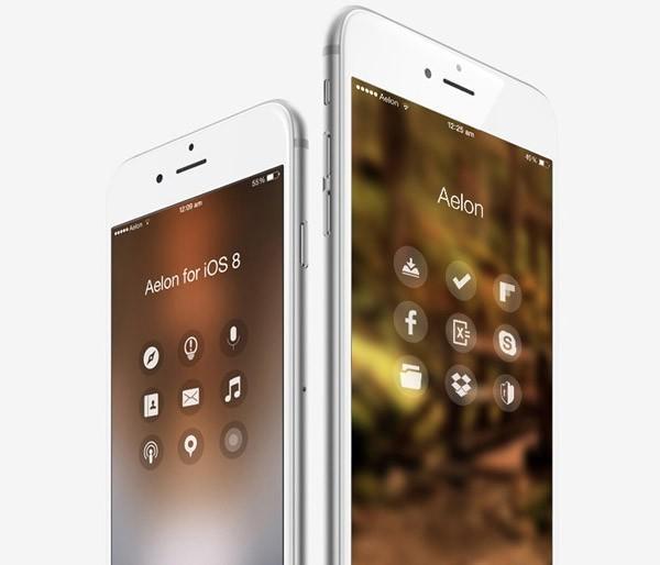 Aelon iOS 8 ($1,99)