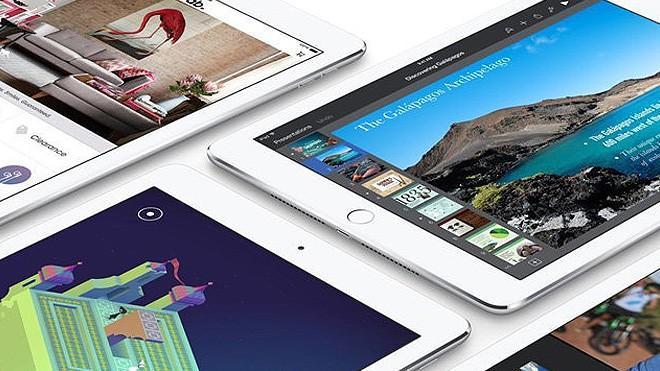 iPad Air 2 и Nexus 9