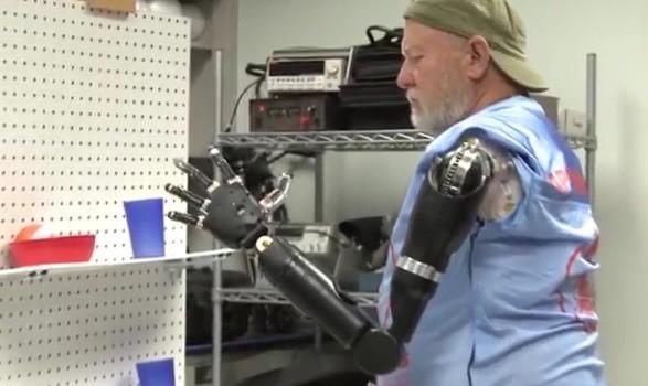 роботические конечности