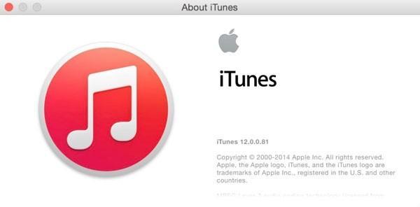 Боковая панель в iTunes