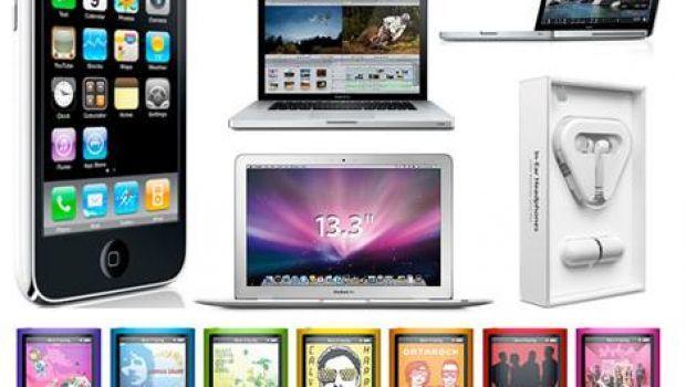 Новые цены на технику Apple