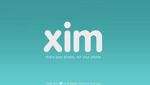Microsoft Xim