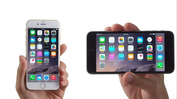 iPhone 6 и iPhone 6 +