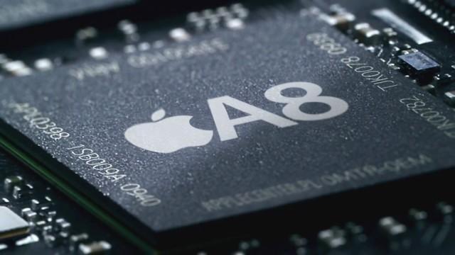 процессоры для Apple