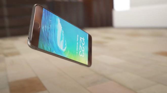 защита iPhone от падений