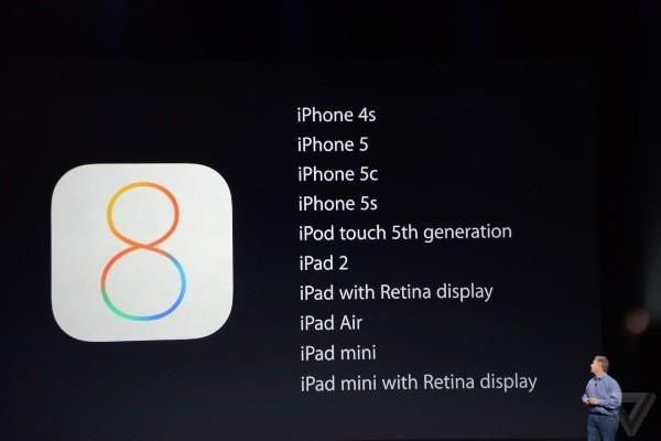 Apple представили смартфоны