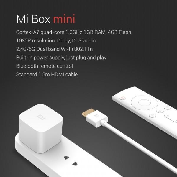Mi Box mini