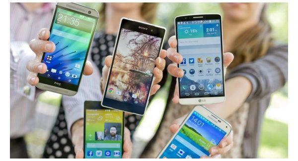 Топ самых популярных смартфонов