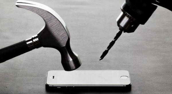 Какое стекло стоит в iPhone 6