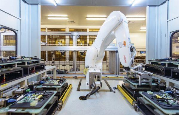 первые 10 тысяч роботов