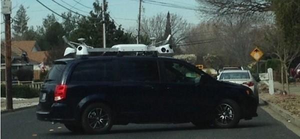Машина-шпион Apple