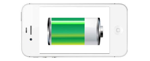 iPhone разрядился