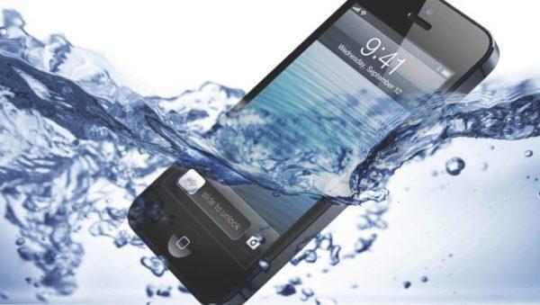 защита гаджетов от воды