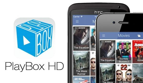 приложение для просмотра фильмов