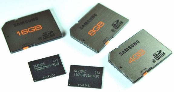 производство флеш-памяти