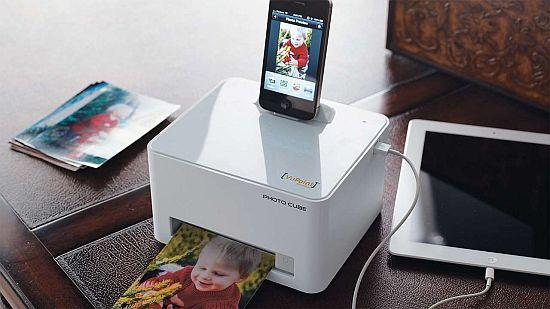 Как печатать с iPhone