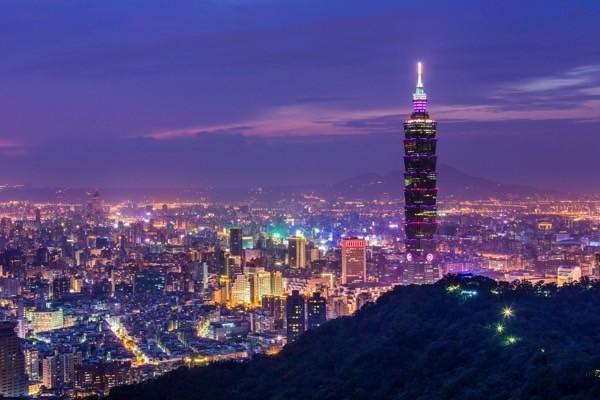 Отключение электричества на Тайване