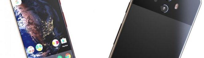смартфоны Pixel 3, Pixel 3XL