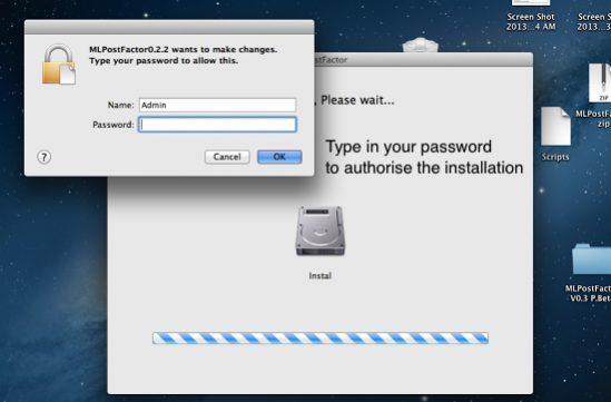 Установка OS X 10.8.4 на старые Mac