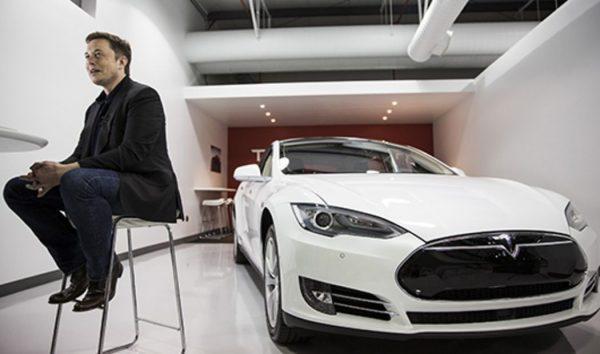 новый браузер для Tesla