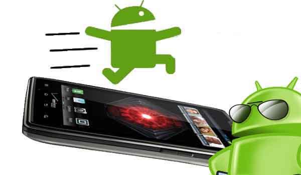 увеличить производительность Android-смартфона