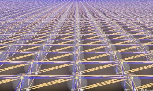 """квантовый процессор из """"переплетенного"""" света"""