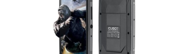 cubot king kong mini