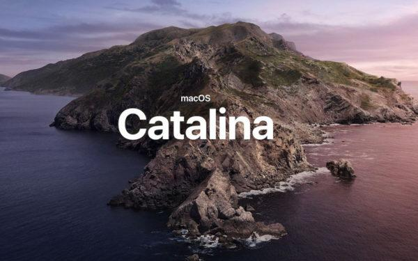 macOS Catalina