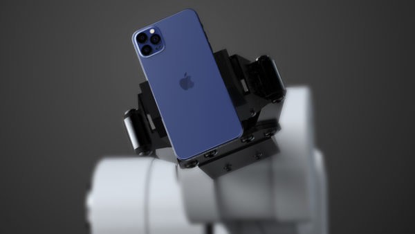 синий iPhone 12 Pro Max
