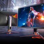 ASUS представит свой монитор NVIDIA G-Sync HDR
