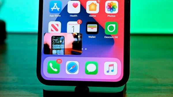 видео в режиме «картинка-в-картинке» на iOS 14