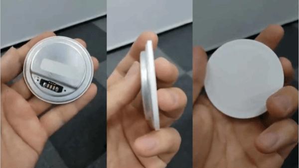 прототип беспроводного зарядного устройства Apple
